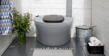 Выбираем торфяной туалет