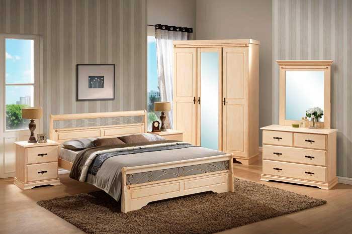Комод и прикроватная тумба - актуальный и практичный выбор для интерьера спальни