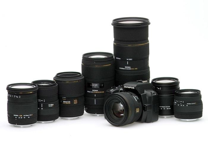Линзы в камере напрямую отвечают за качество снимков