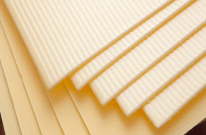 Полистирол рекомендуется использовать в сухих помещениях