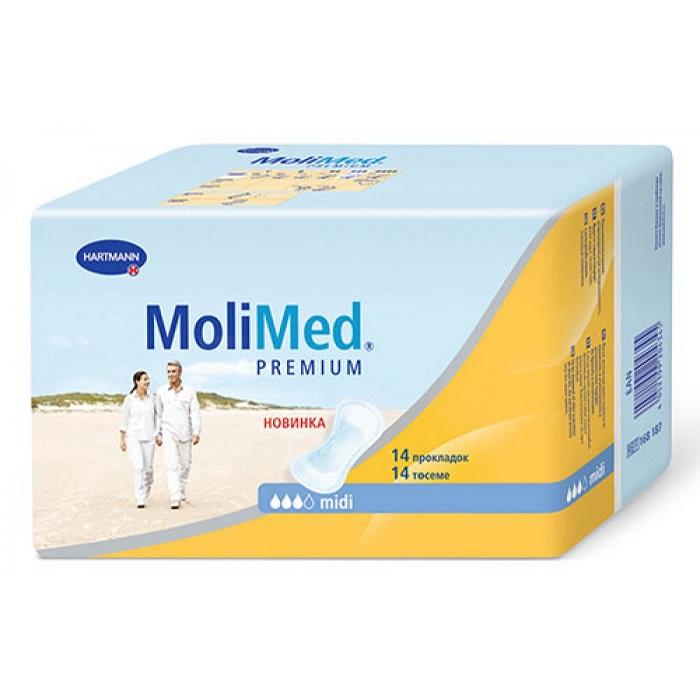 Послеродовые прокладки MoliMed