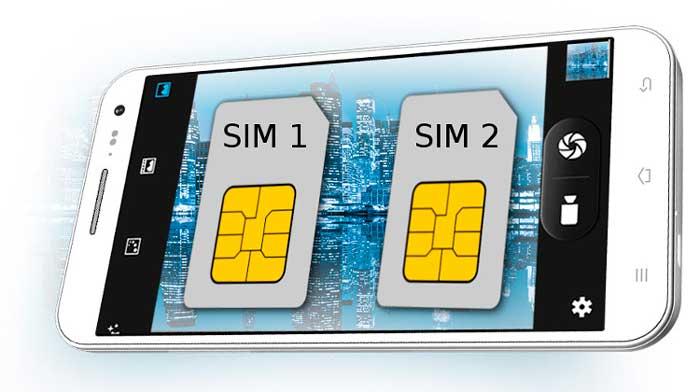 С помощью телефона с двумя SIM-картами легко разграничить деловое и личное общение