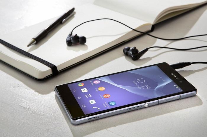 Sony Xperia T3 - самый тонкий смартфон