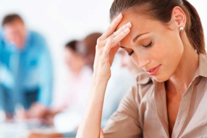 Но-шпа и парацетамол помогут при сильной головной боли