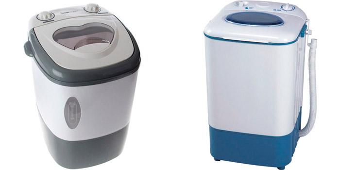 Благодаря компактным размерам стиральные машины полуавтомат - лучший выбор для небольших помещений