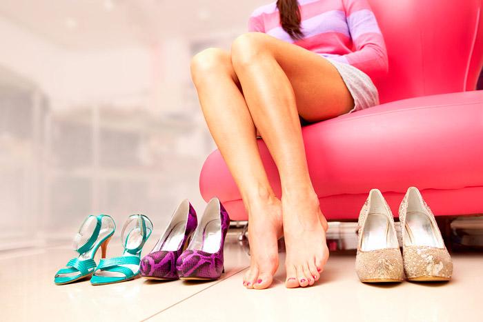 Как выбрать размер обуви