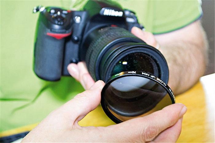 Как выбрать светофильтр для объектива