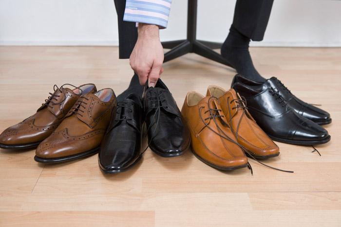 Мужские и женские размеры обуви отличаются