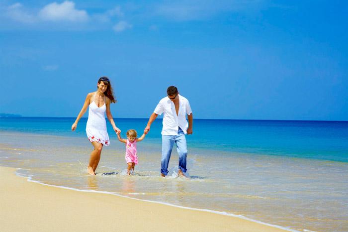 Южный Гоа - отличное решение для семейного отдыха с детьми