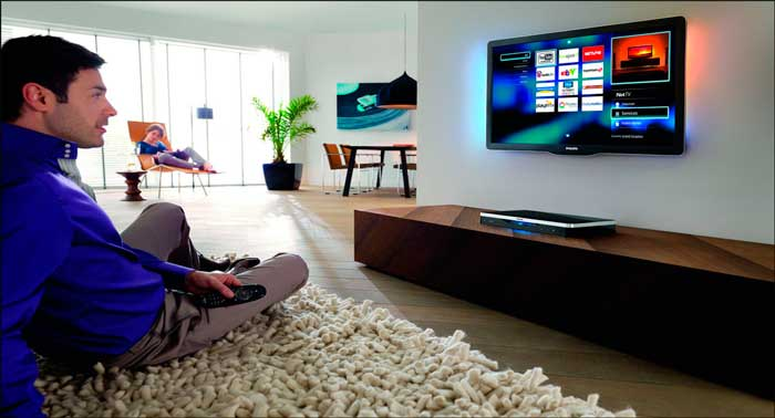 Усилитель цифрового сигнала для телевизора