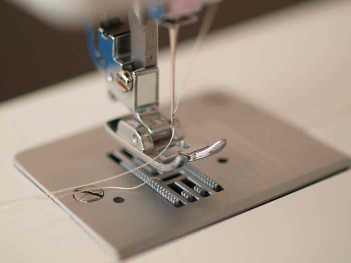 Выбираем иглу для швейной машинки