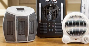 Выбираем тепловентилятор