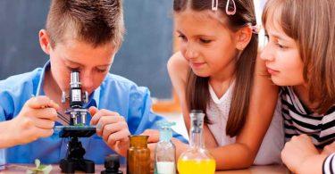 Как выбрать микроскоп ребенку