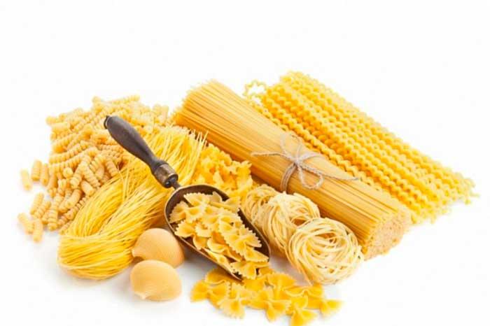 Качественные макароны имеют кремовый или желтоватый оттенок