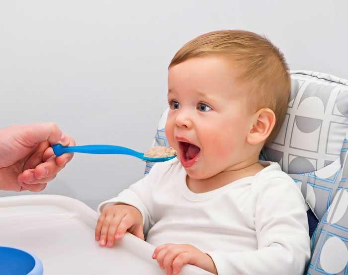 Низкоаллергенная гречневая каша - идеально подойдет в качестве первого прикорма