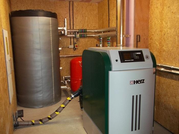 Обогрев коттеджей с помощью дизельного топлива является экологичным, безопасным и эффективным методом