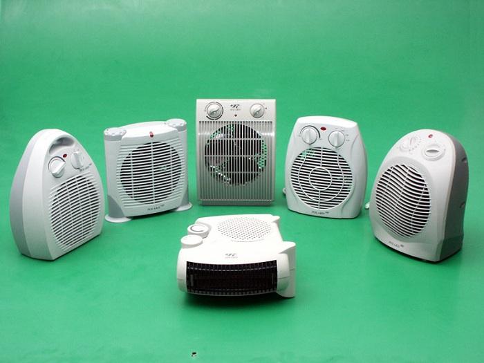Тепловентилятор в короткие сроки нагреет небольшое помещение