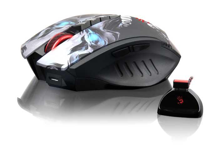 Беспроводная игровая мышь a4tech Bloody R8