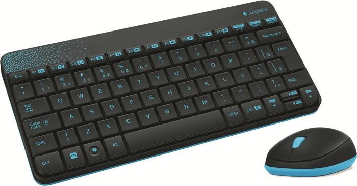 Беспроводные клавиатура и мышка решат проблему вечно запутанных проводов