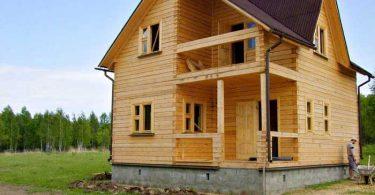 Выбираем брус для строительства жилого дома
