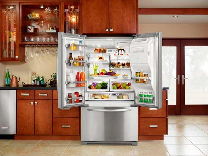 Выбираем оптимальную температуру для холодильника и морозильной камеры