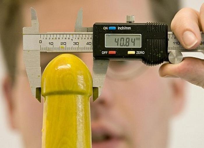Выбираем размер презерватива