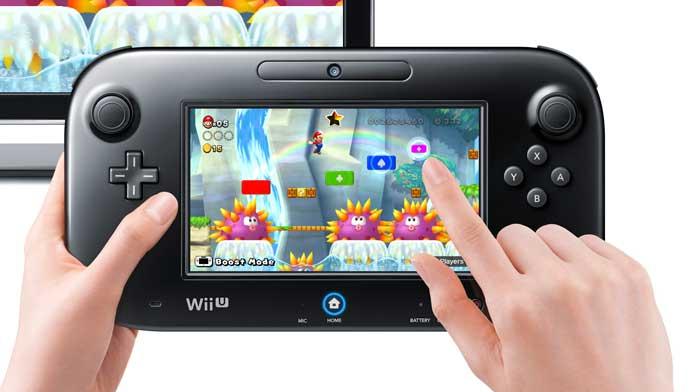 Игровую консоль Wii U оценят взрослые и дети