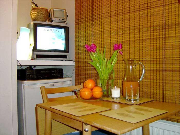 При выборе телевизора учитывайте площадь помещения
