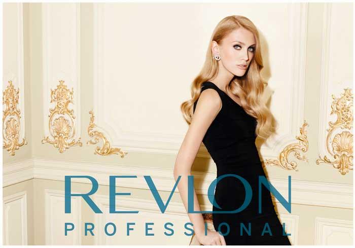 Revlon Professional - старейший производитель косметики из США