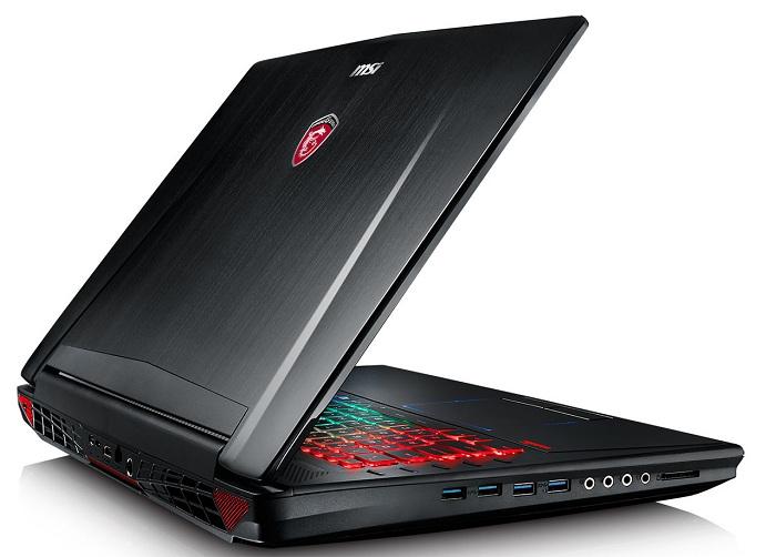 Ноутбуки MSI серии GE подойдут для начинающих геймеров