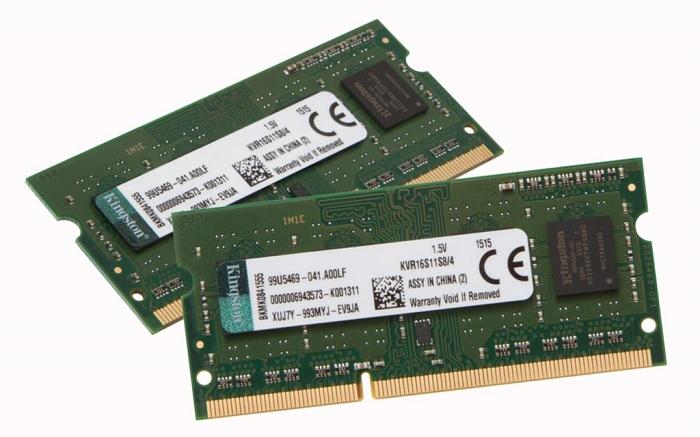 От характеристик оперативной памяти зависит производительность ПК