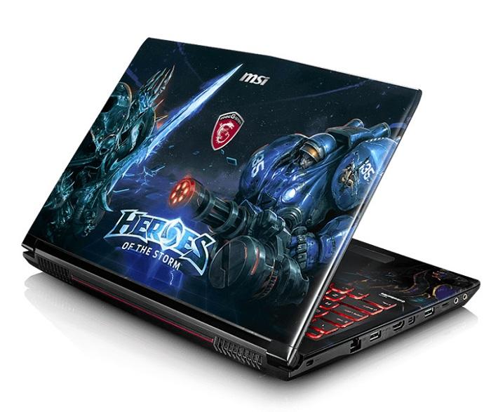 MSI - лидер производства игровых ноутбуков