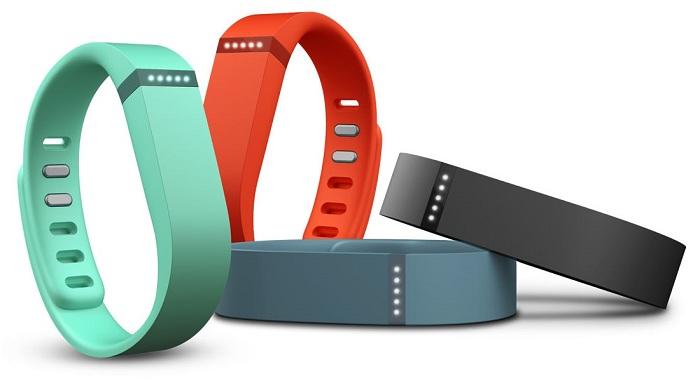 Водонепроницаемый фитнес-браслет Fitbit Flex