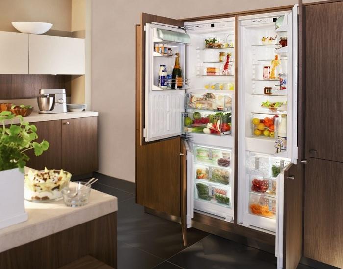 Холодильники с инверторным компрессором работают бесшумно
