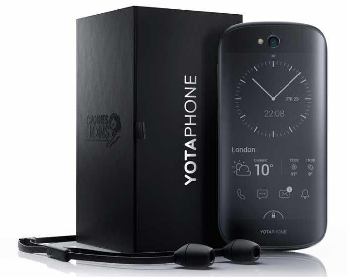 Yotaphon 3 может конкурировать с мировыми производителями смартфонов