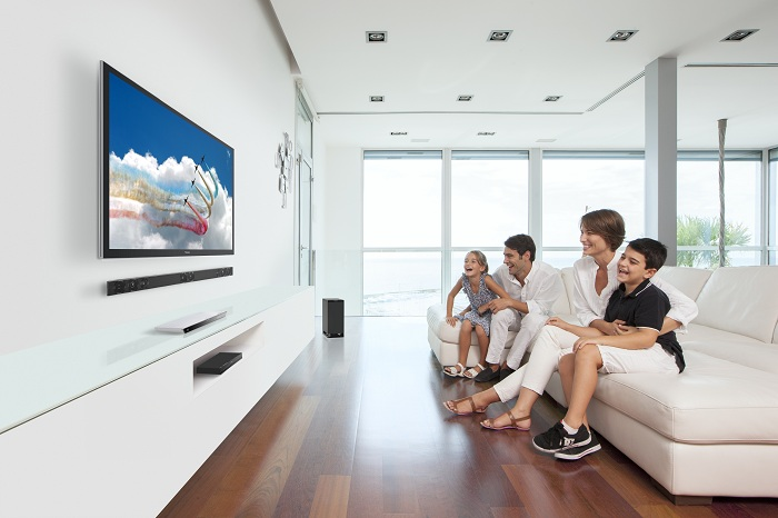 Высокое разрешение экрана телевизоров LG позволяет выводить четкое, детализированное изображение