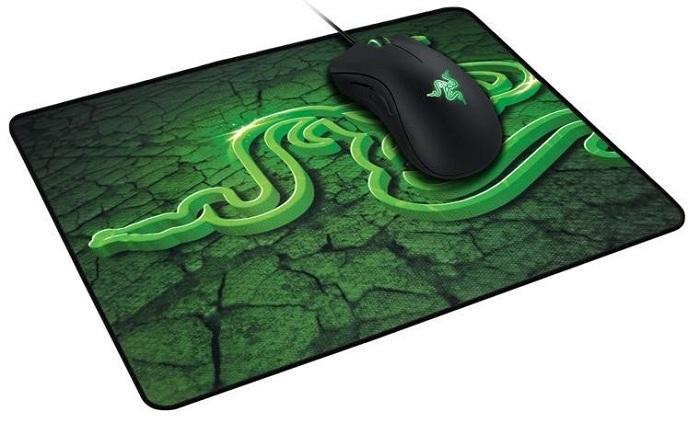 Коврики для мыши фирмы Razer отличаются стильным дизайном