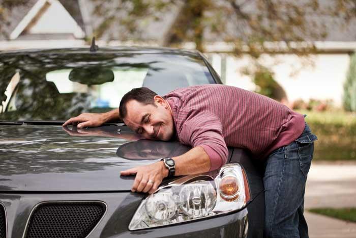 Перед покупкой внимательно осмотрите автомобиль