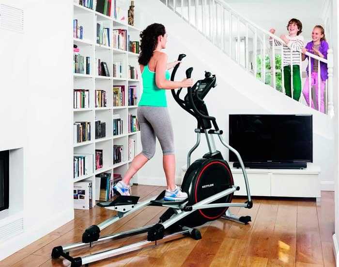 При выборе тренажера учитывайте рост и вес спортсмена