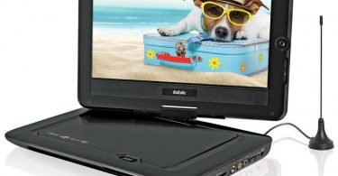 Выбираем лучший портативный DVD плеер
