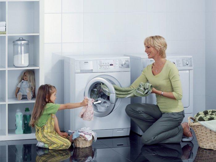 Выбираем размеры стиральной машины
