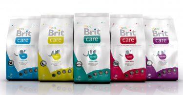 Корм для кошек Brit Care