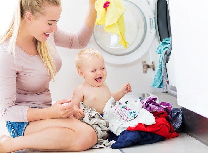 Модели стиральных машин с загрузкой 7 кг подойдут семьям с детьми