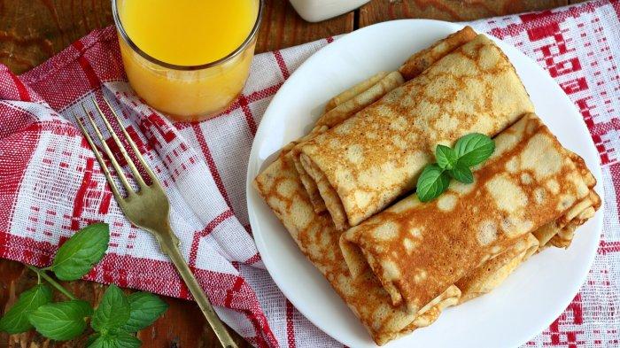 На сковороде с тефлоновым покрытием можно жарить блины без масла