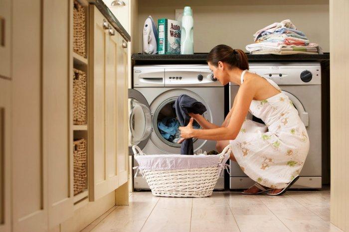 Узкие стиральные машины - идеальное решение для малогабаритных квартир