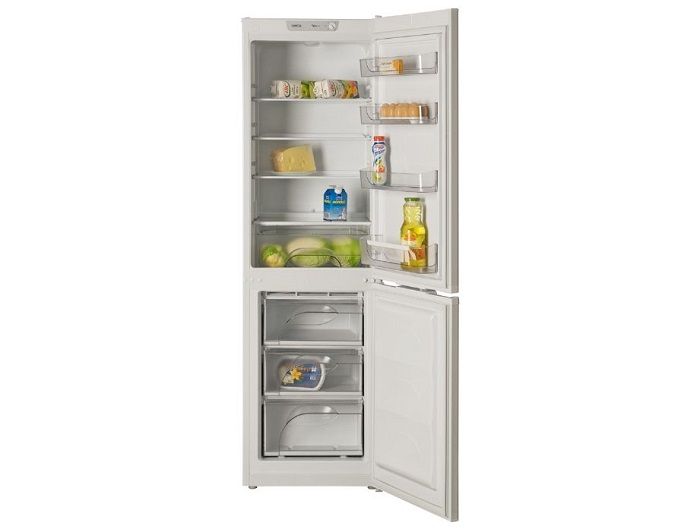 Холодильник Атлант XM 4214-000 считается самым узким