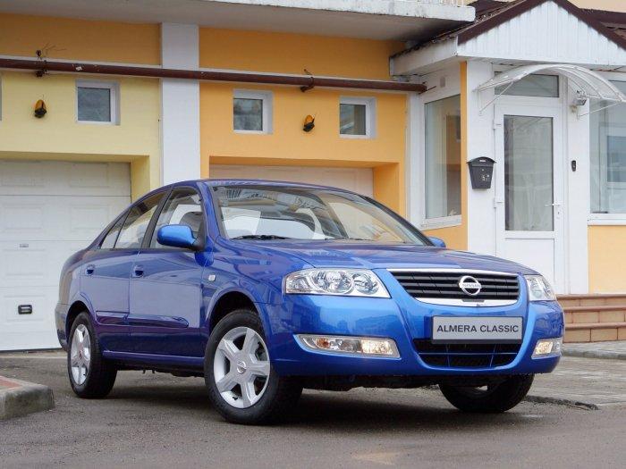 Nissan Almera – это современный комфортный и практичный автомобиль
