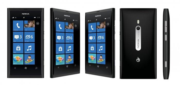 Nokia Lumia 800 обладает высокой производительностью