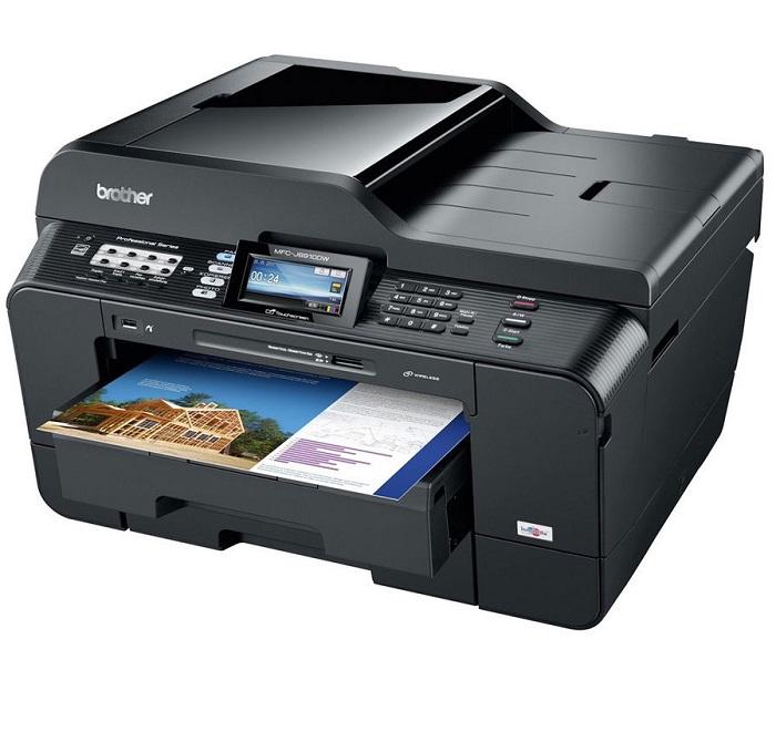 Высокая скорость печати документов и фотографий