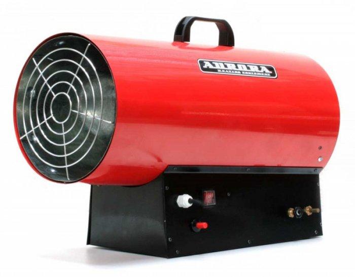 Газовая тепловая пушка Авора